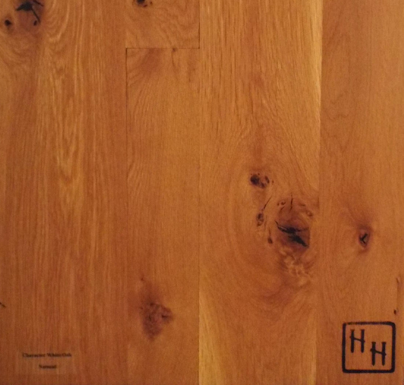 White Oak - Character - Natural
