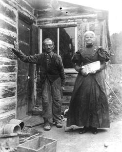 1922 - Mr. and Mrs. Zucker