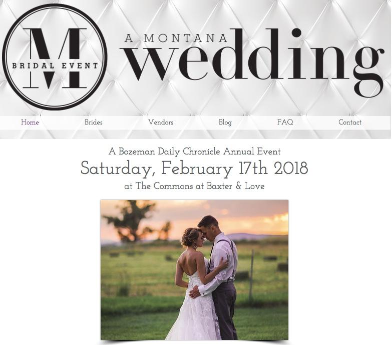 Wedding and Event Websites
