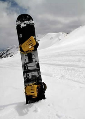 Backcountry Snowboard Beartooth