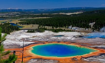 Yellowstone National Park Places to Stay