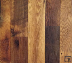 Oak- Weathered- Satin