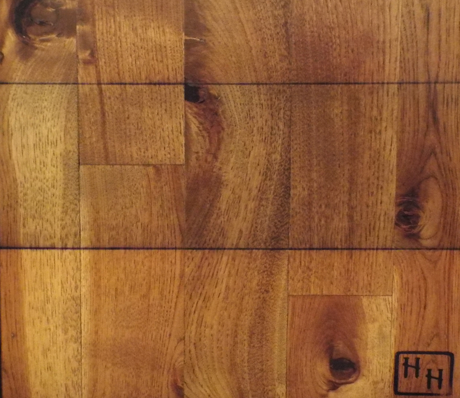 Hickory - Character - Stained