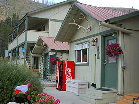 Cooke City Montana Lodging