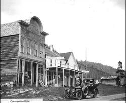 1923 - Cosmopolitan Hotel