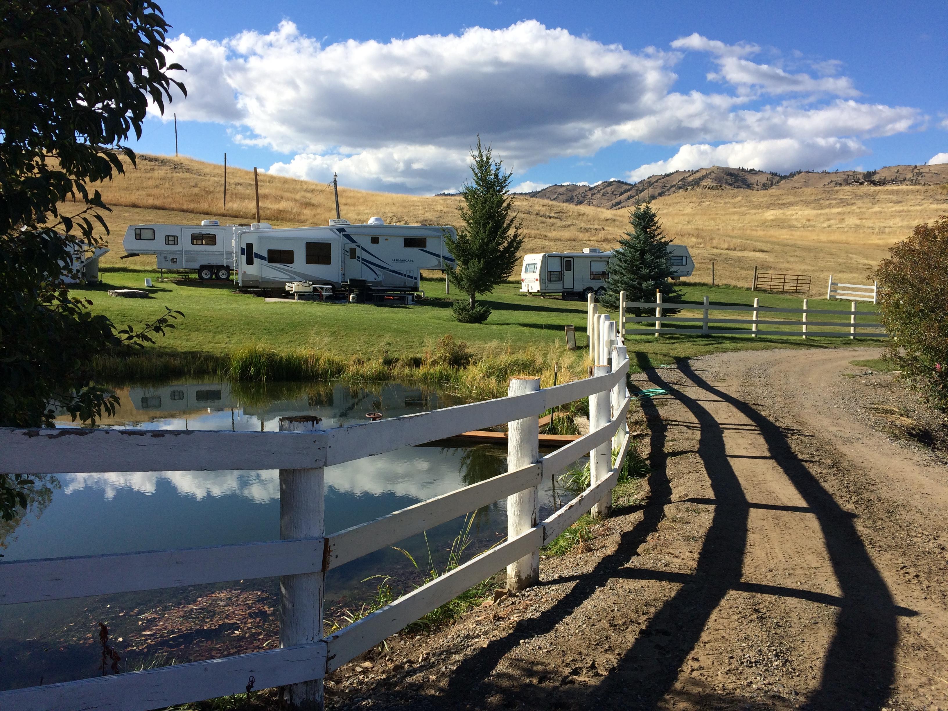 Montana Wild Guest Ranch RV Park