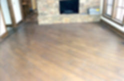 Refurbished Wood Floors