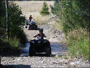 Montana ATV Resort Rentals