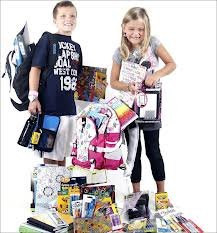 BACK TO SCHOOL SHOPPING ON A BUDGET!