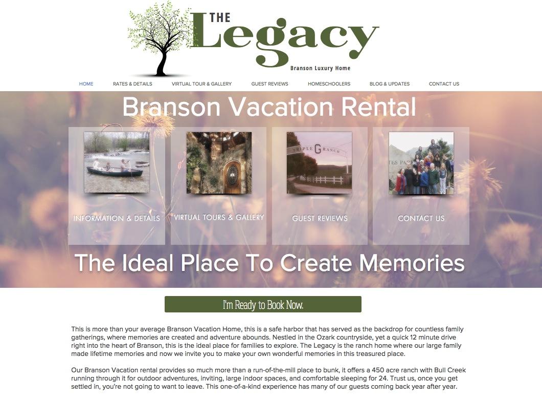 Websites for Rentals