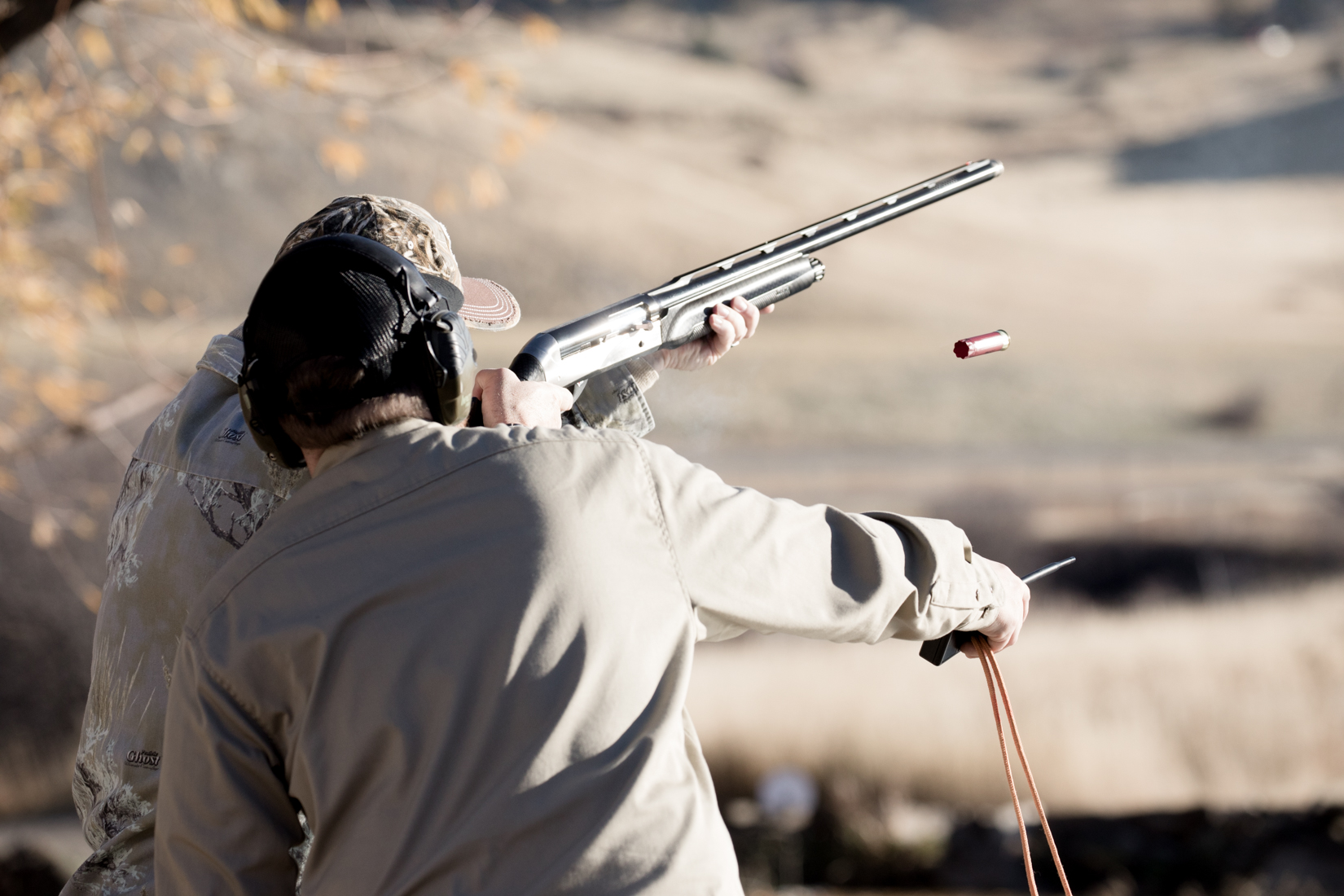 Pheasant Preserve Hunting in MT
