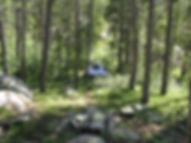Montana Backcountry Camping