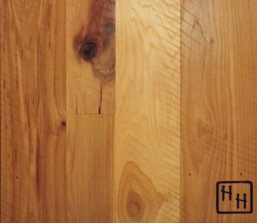 Hickory - Skip Sawn - Natural(1)