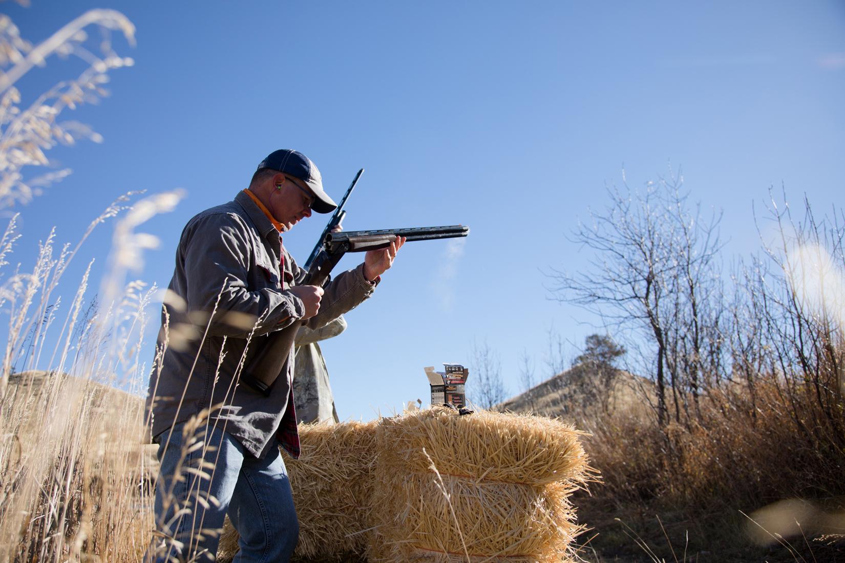 Reload for bird hunt