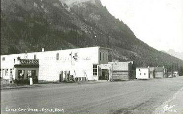 Historic Cooke City
