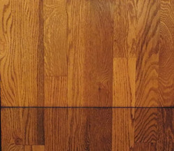 Red Oak - #1 - Golden Stains