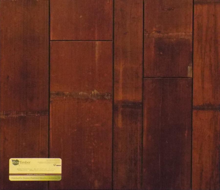 Bamboo - Rustic Pressed
