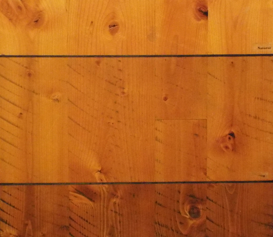 Fir - Skip Sawn - Stained