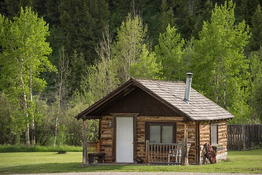Fly Fishing Cabin in Montana