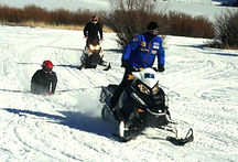 Montana Snowmobile Locations