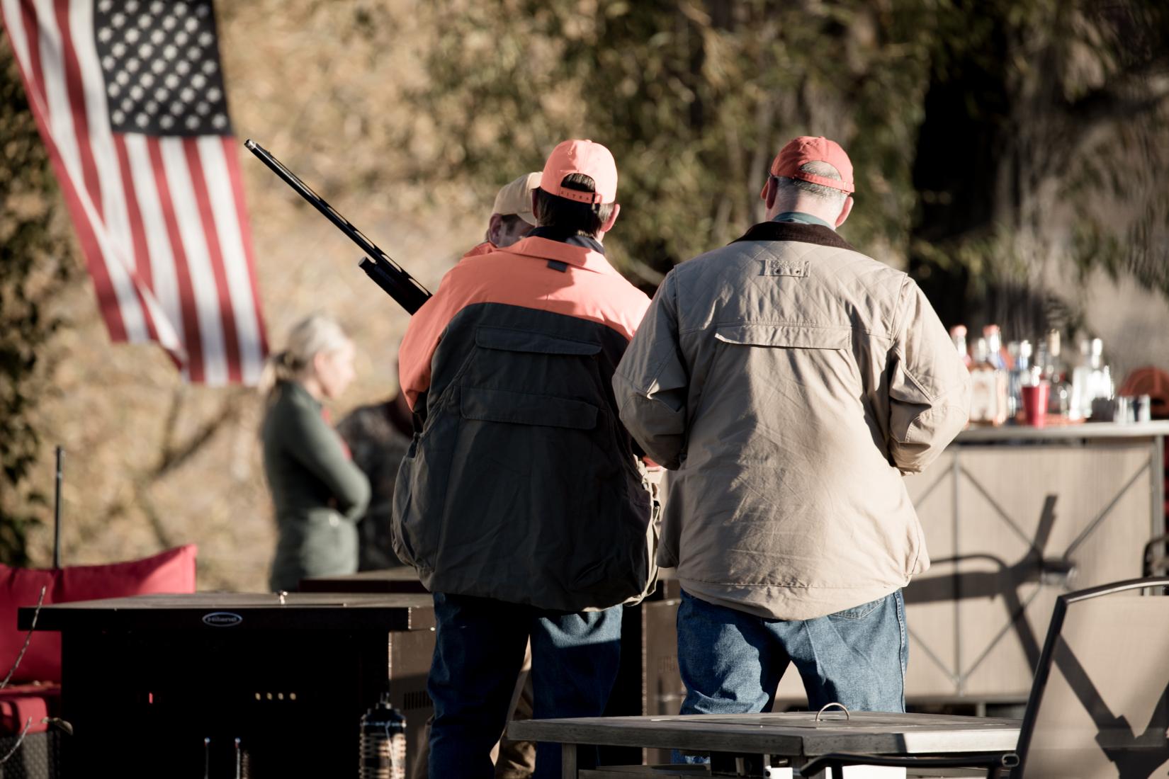 American Pheasant Shooting