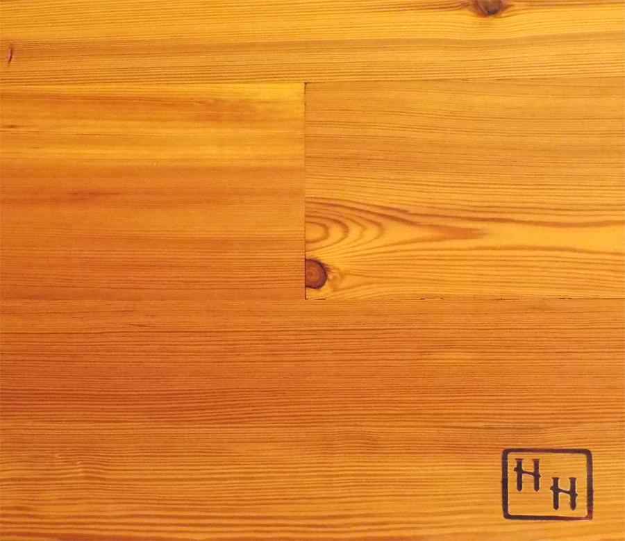 Heart Pine - Antique