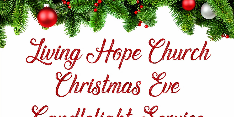 2:00PM Christmas Eve Services 2020