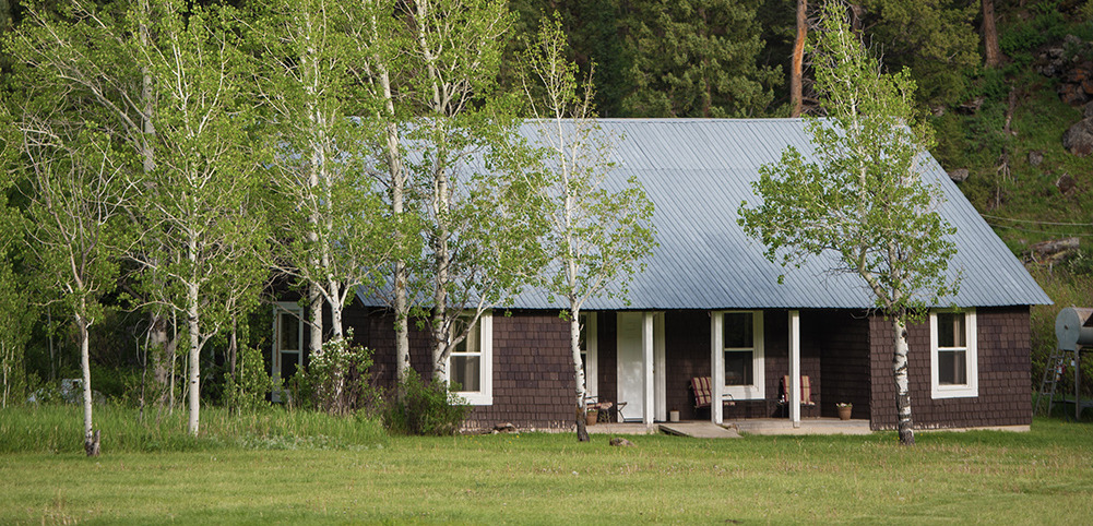 Ranch House Rental Montana