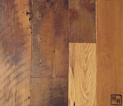 Oak- Weathered- Matte with Bevel