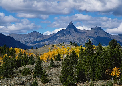 Scenic Places Beartooth Highway