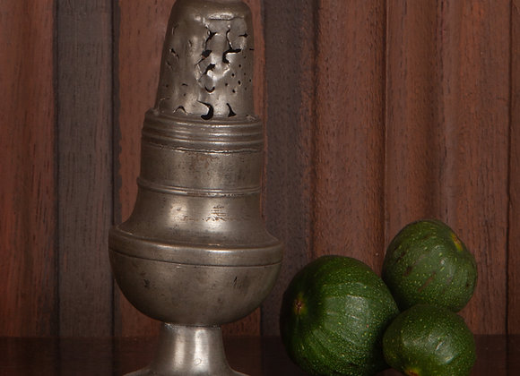Georgian Pewter Pepper