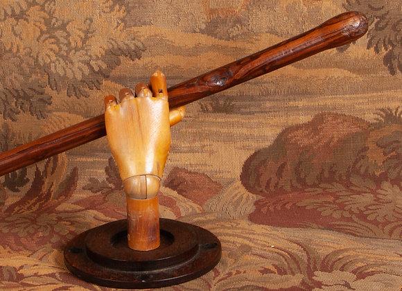 A Large Victorian Hedge Cutter's Stick