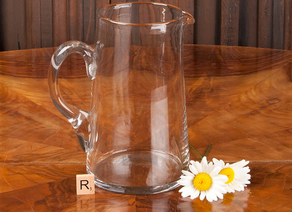 A Large Victorian Water Jug