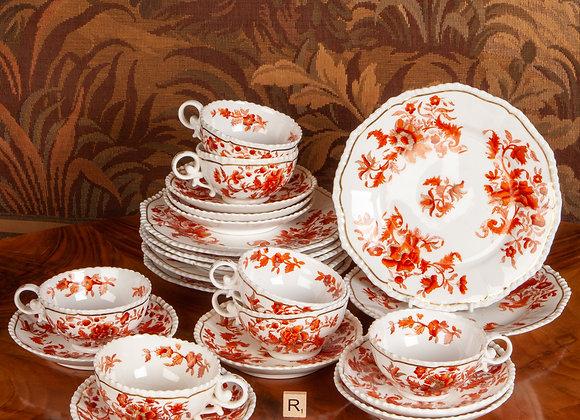 Mid-Victorian Tea Set