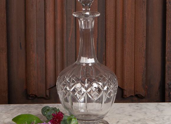 Late Victorian Cut Decanter