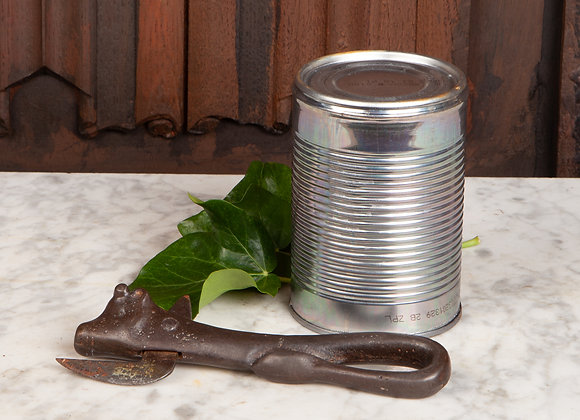 An Early 20th Century Bully Beef Can Opener