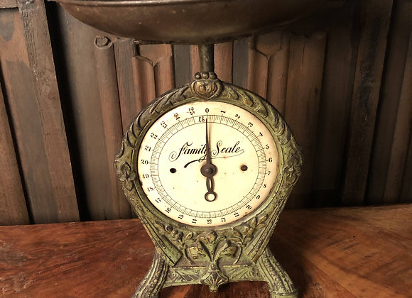 Early 20th Century Metal Scales