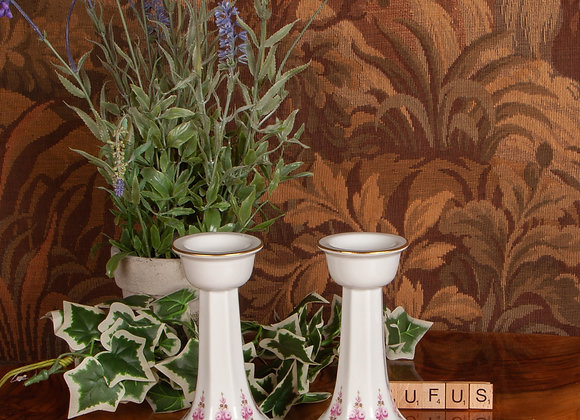 Early 20th Century Candlesticks