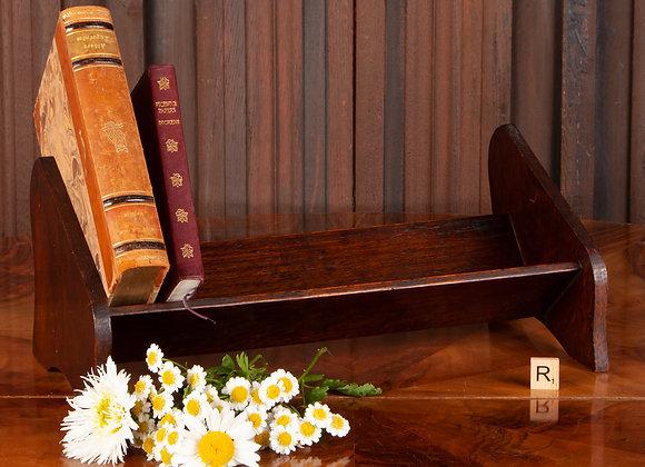 Edwardian Oak Bookstand