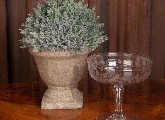 Victorian Glass Bon-Bon Dish