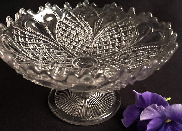 Dished Victorian Cake Stand