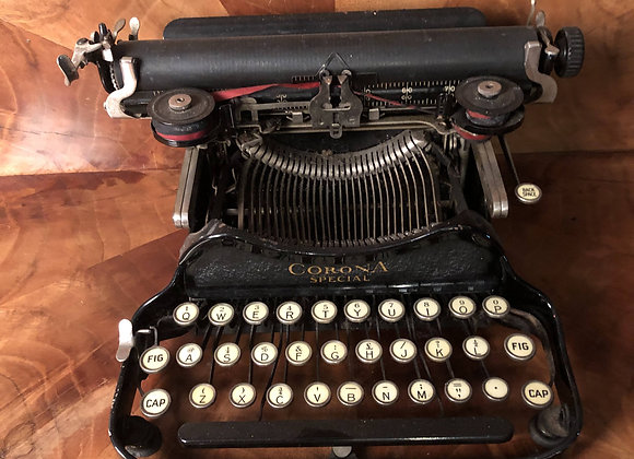 Corona Special Typwriter