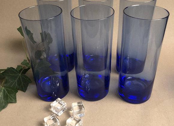 Cobolt Blue Tumblers