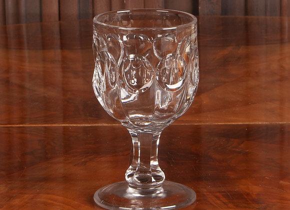 A Victorian Pub Glass