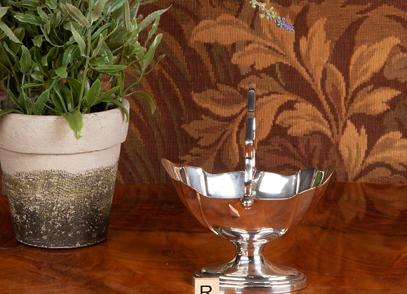 Victorian Silver Plated Bon-Bon Dish