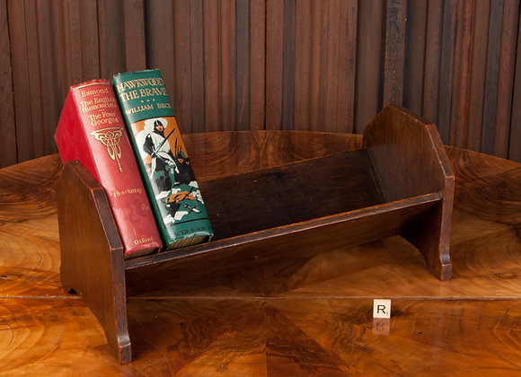 Early 20th Century Oak Bookrest/ book stand