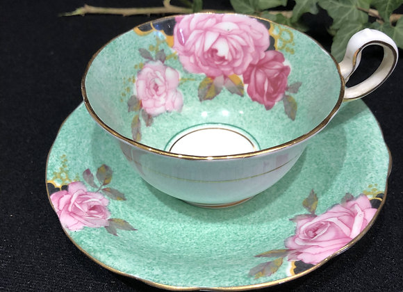 Aynsley China Cabinet Cup and Saucer