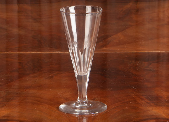 An Early Victorian Drinking Glass