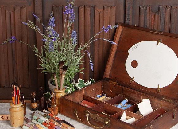Late Victorian Artist's Box