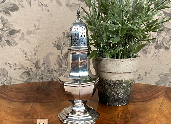 Silver Plated Sugar Caster